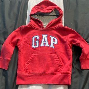 Baby boys Gap hoodie sweater.